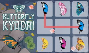 Play Butterfly Kyodai In Full Screen