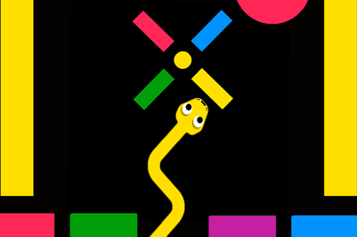 Play Color Snake In Full Screen