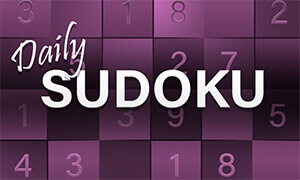 Daily Sudoku - The Best Game Site