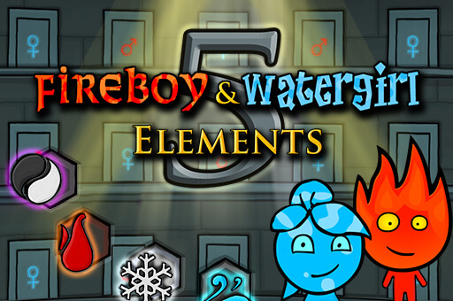 Fireboy and Watergirl 5: Elements - The Best Game Site