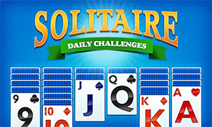 Solitaire Daily Challenge - The Best Game Site